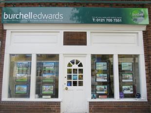Burchell Edwards, Solihullbranch details