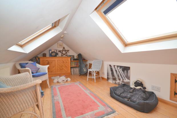Loft Hobbies Room