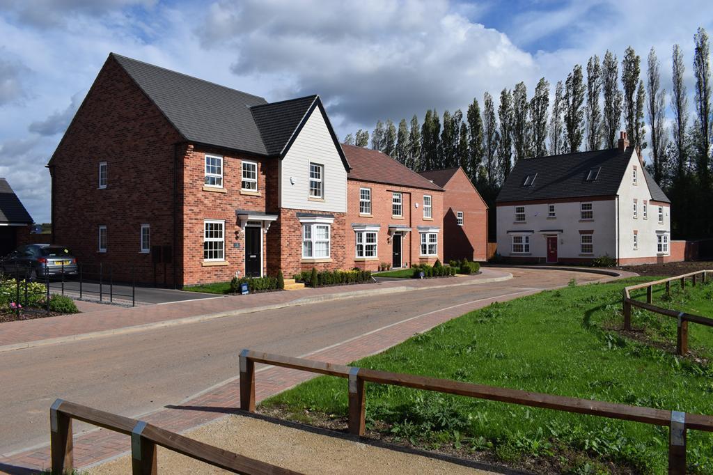 Nursery Fields Street scene