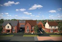 David Wilson Homes, Nursery Fields