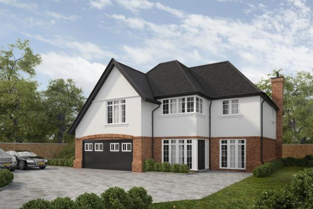 7 bedroom detached house for sale in newcourt gardens for Alderbrook homes