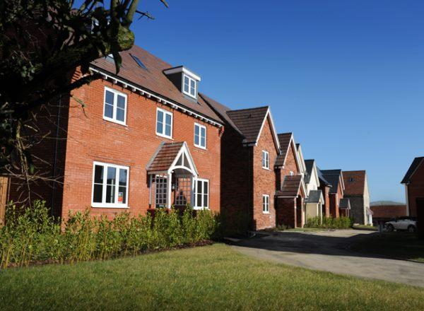 New Homes Hampton Evesham
