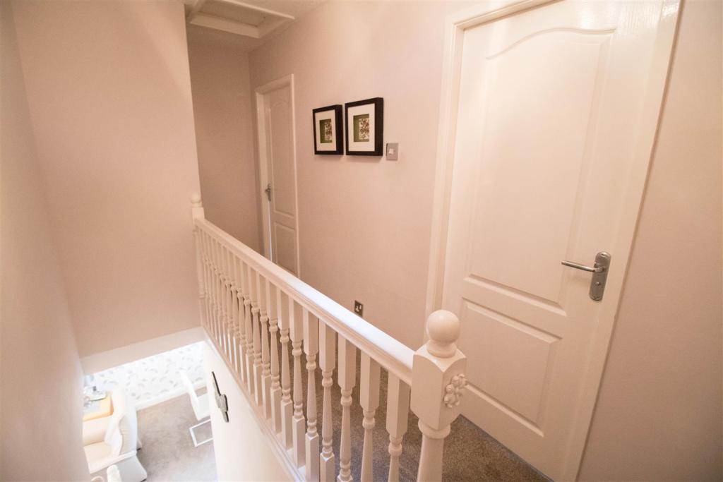 Stairwell and Upper