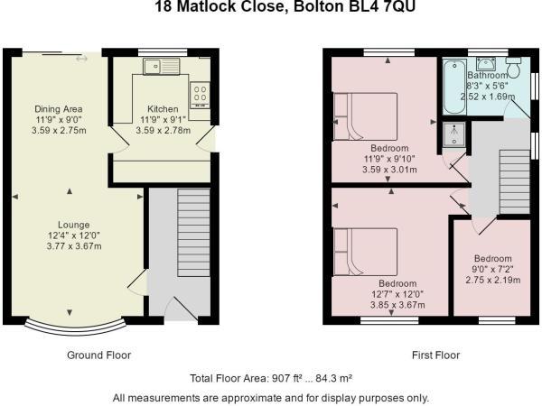 18 Matlock Close, Bo
