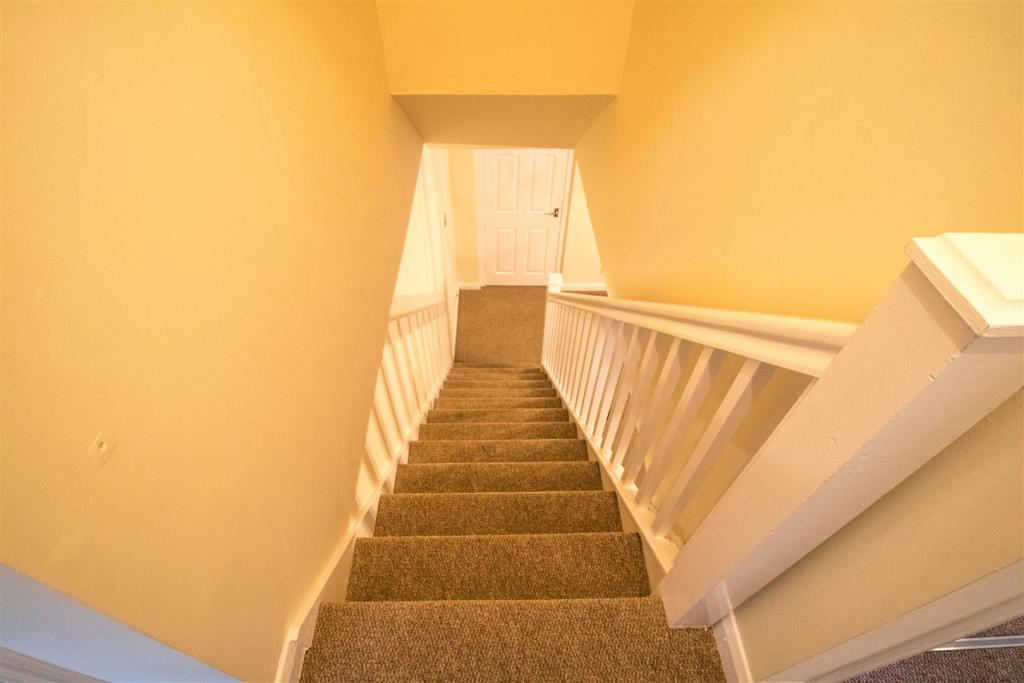Stairwell to the upp