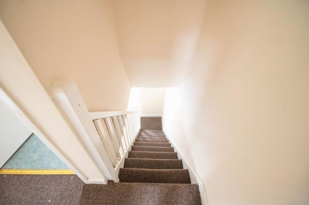 Stairwell to t...