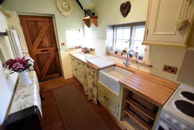 Kitchen to Door