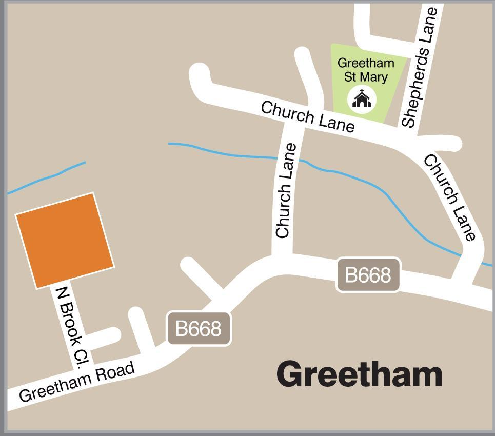 Greetham Village Loc