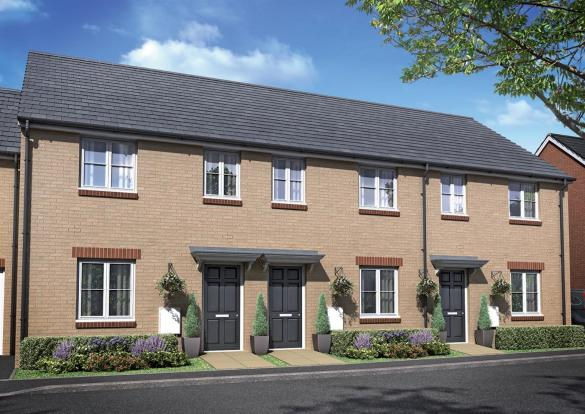 Newmarket CGI Front