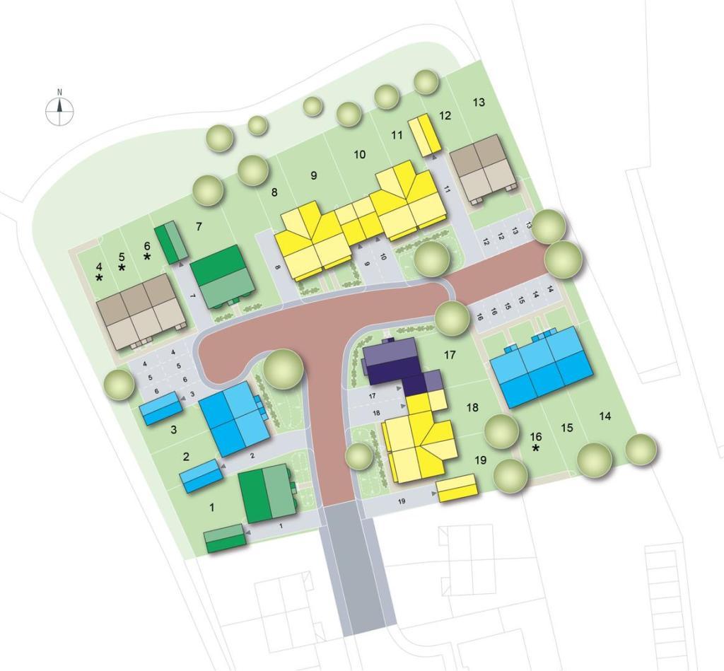 Greetham Square Site