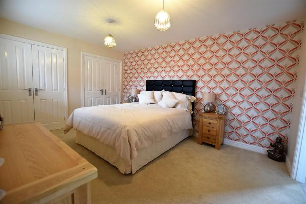 Showhome - Bedroom O