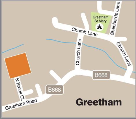 Greetham Square Loca