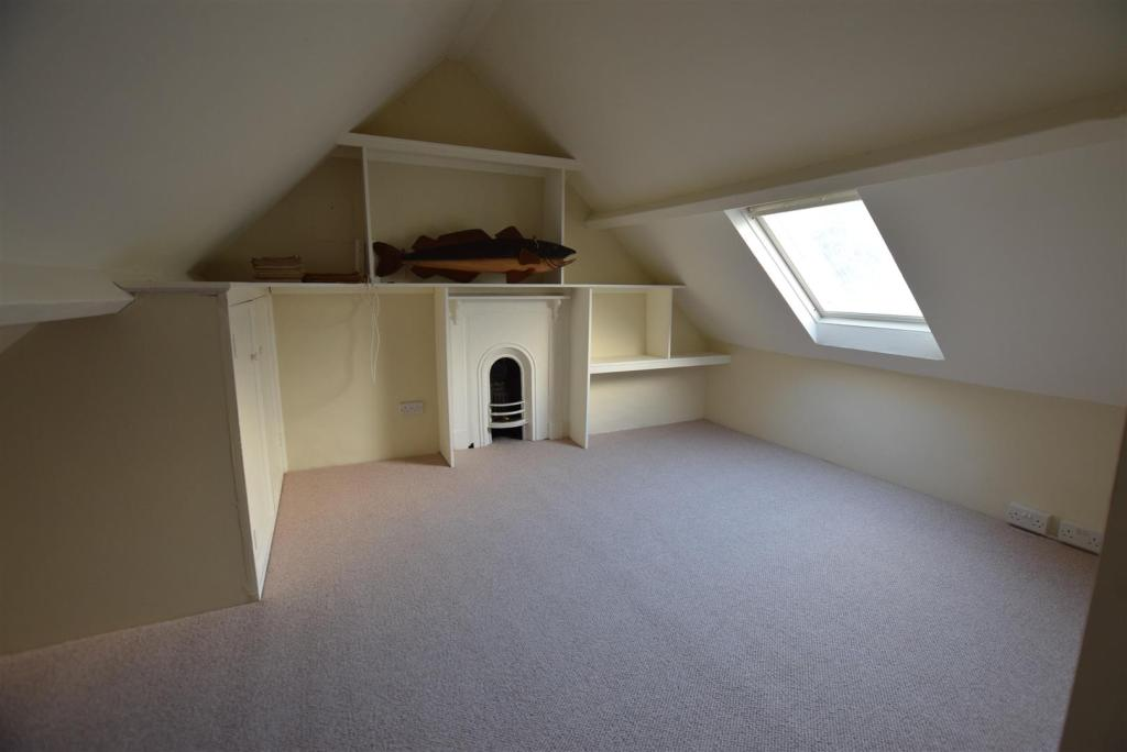 Bedroom Four / Attic