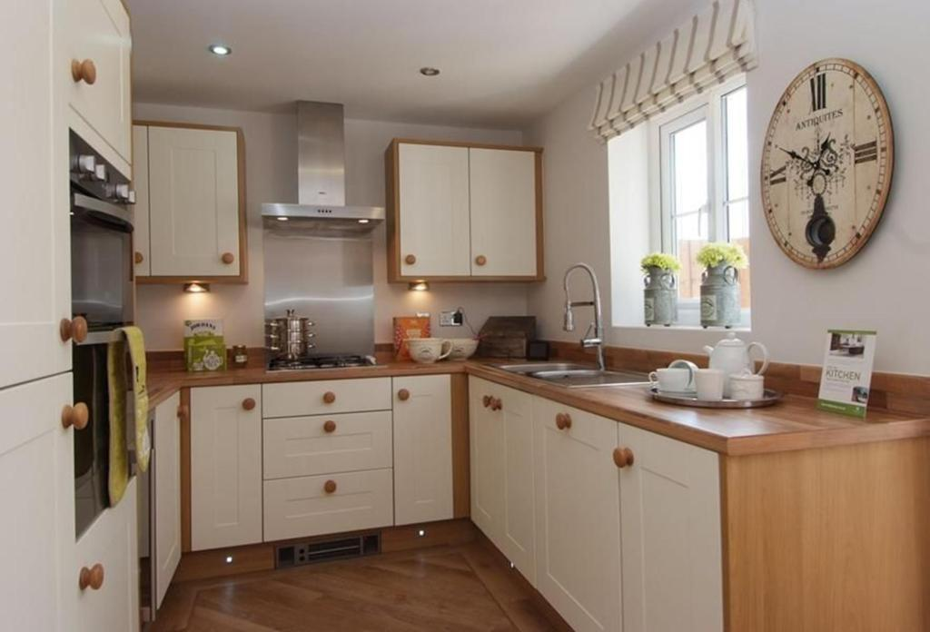 Cheadle kitchen