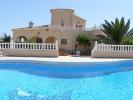 4 bed Detached Villa for sale in Alicante, Alicante...