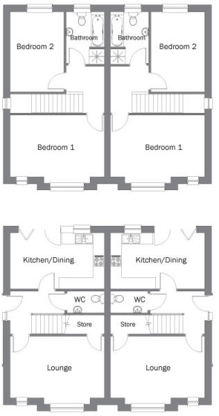 Laurel Floorplan