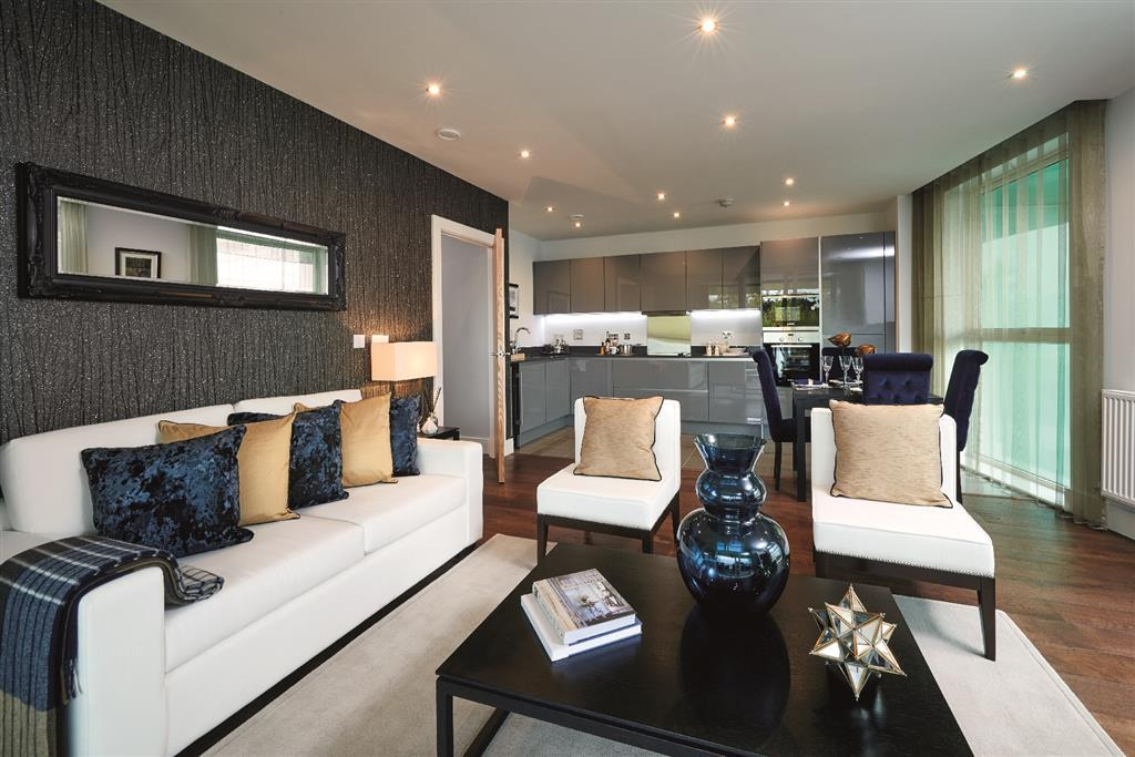 A typical Taylor Wimpey Show Home