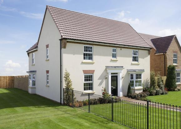 The Tunstall Show Home