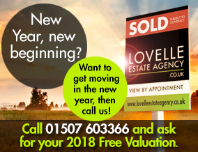 Get brand editions for Lovelle Estate Agency, Louth - Sales