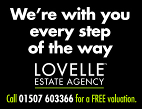 Get brand editions for Lovelle Estate Agents, Louth - Sales