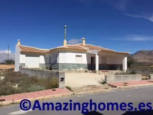 Chalet in Chirivel, Almeria, Spain