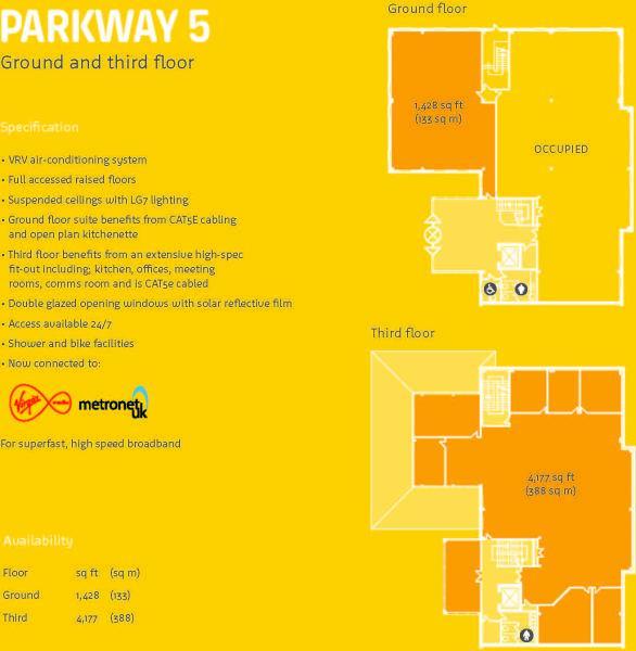 Parkway 5 Floor Plan