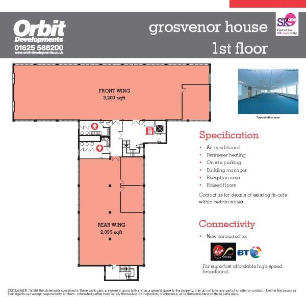 Grosvenor 1st Floor