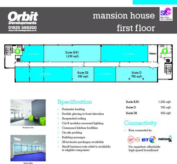 Mansion 1st Floor