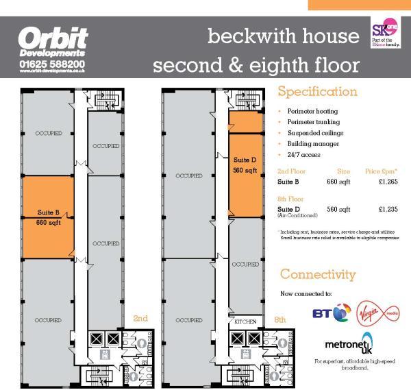 Beckwith 2nd Floor