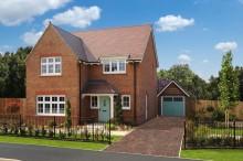 Redrow Homes, Coming Soon - Caddington Woods