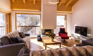 5 bed new Apartment for sale in Grimentz, Valais