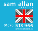 Sam Allan Estates, Amble branch logo
