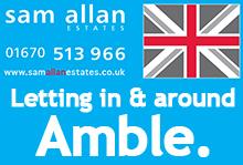 Sam Allan Estates, Amble