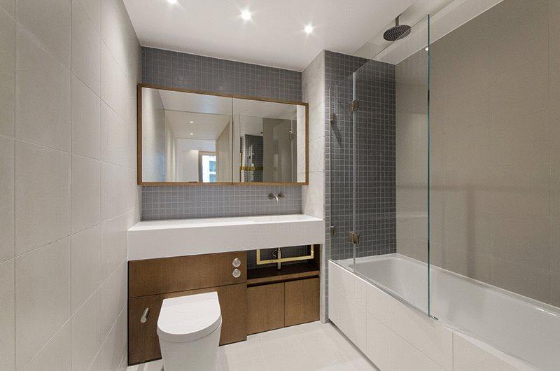 Tapestry: Bathroom 2