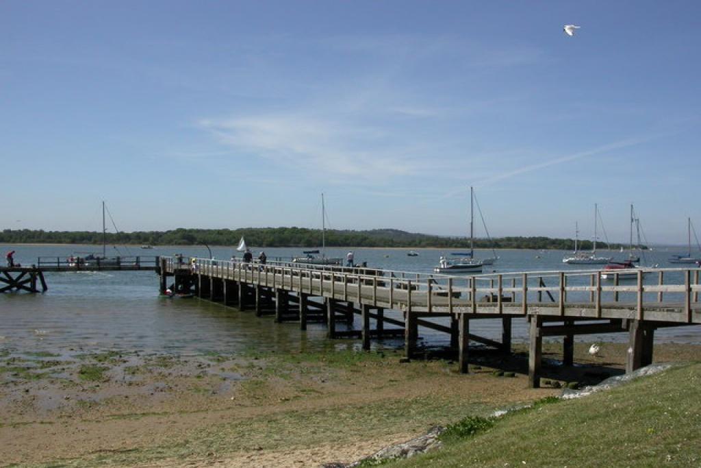 Hamworthy Pier