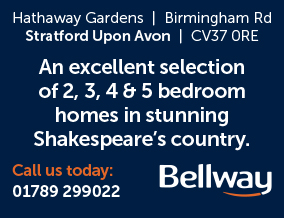 Get brand editions for Bellway Homes Ltd, Hathaway Gardens