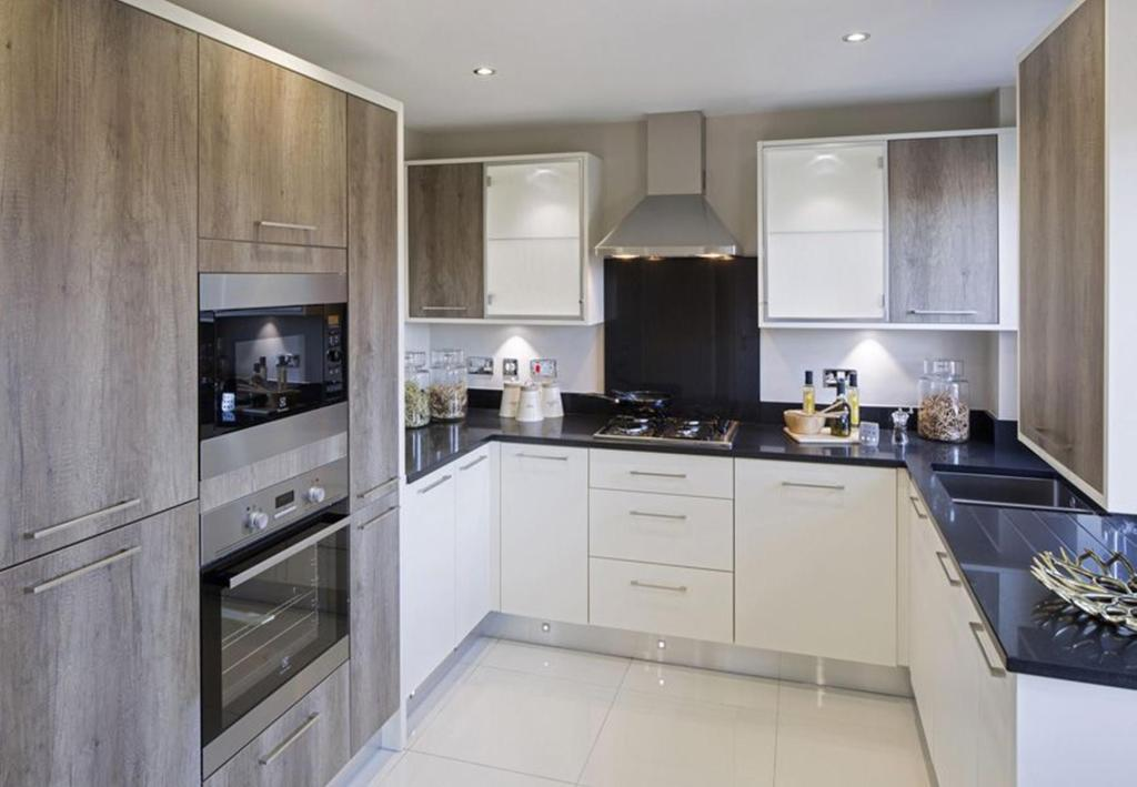 Typical Faringdon fitted kitchen