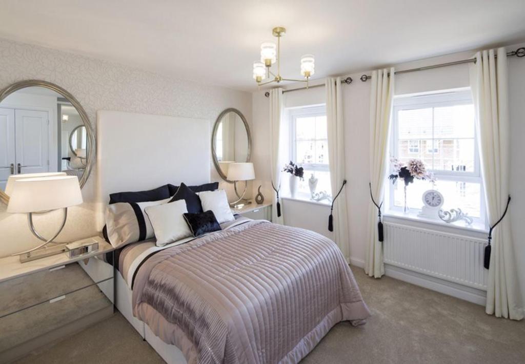 Typical Faringdon master bedroom
