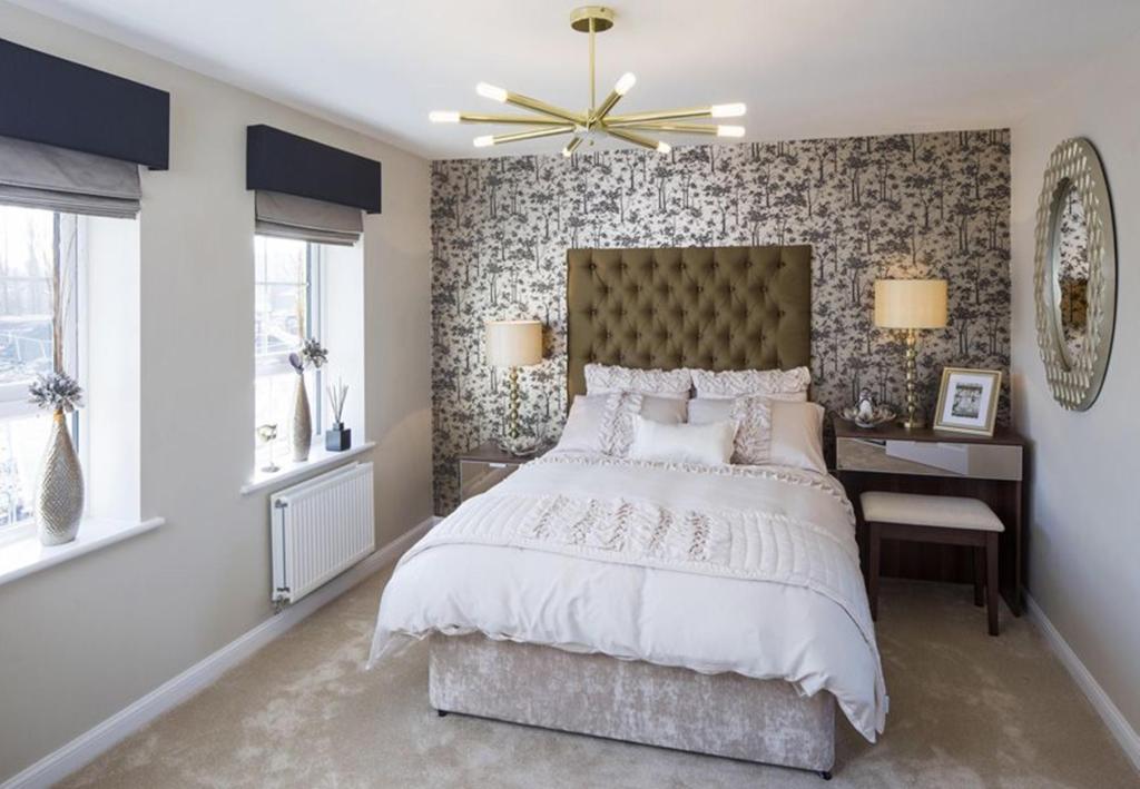 Typical Faringdon second bedroom