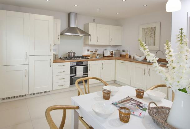 Drayton kitchen