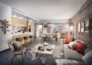 2 bedroom new Apartment in Châtel, Haute-Savoie...