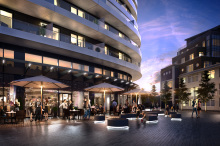 Barratt London, Coming Soon - Lombard Wharf