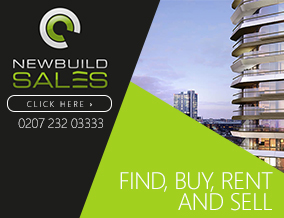 Get brand editions for New Build Sales, Canada Water
