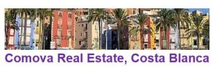 Comova Real Estate, Villajoyosa, Alicante branch details