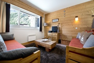 Apartment in Val-d`Is�re, Savoie...