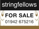 Stringfellows Estate Agents, Atherton branch logo
