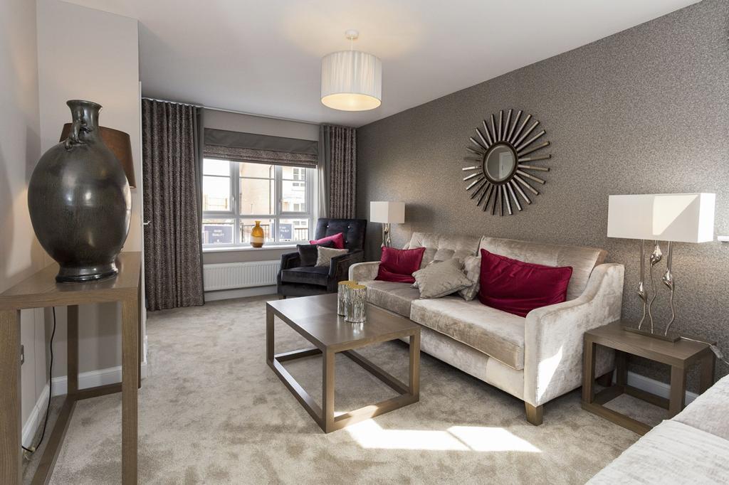 Crichton Living room