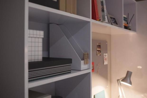Organisation spaces
