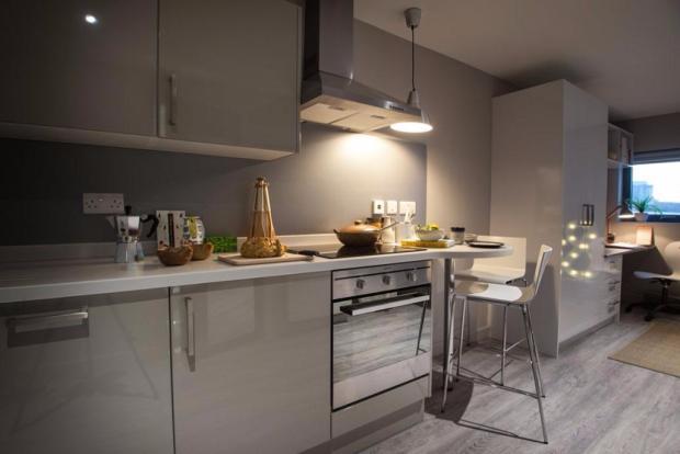 Stylish kitchens