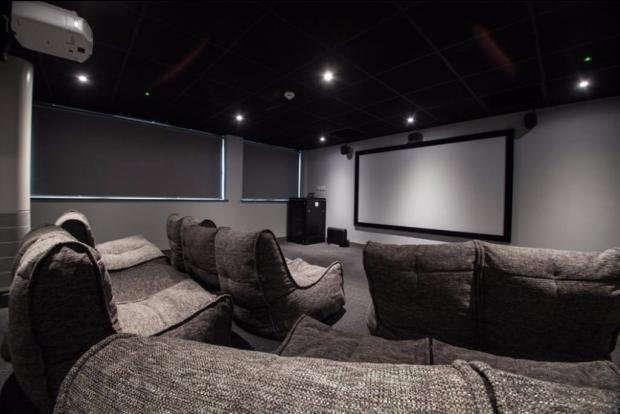 In-house cinema